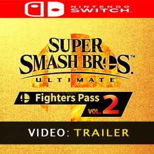 Comprar Super Smash Bros. Ultimate Fighters Pass Vol. 2 Nintendo Switch barato Comparar Preços