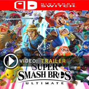 Comprar Super Smash Bros Ultimate Nintendo Switch barato Comparar Preços