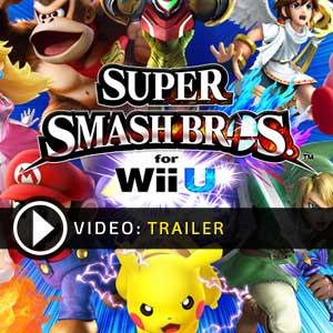 Comprar código download Super Smash Bros Nintendo Wii U Comparar Preços