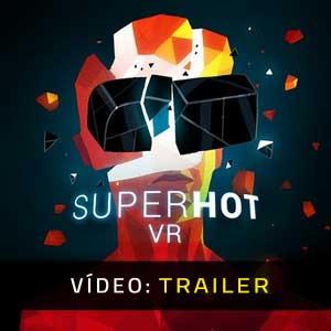 SUPERHOT VR Atrelado de vídeo