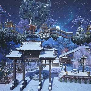 Swords of Legends Online - Inverno