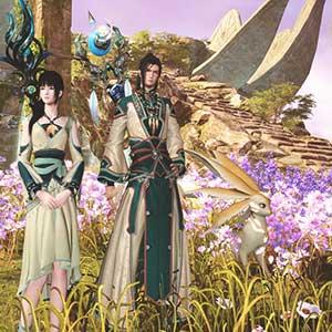 Swords of Legends Online - Masculino e Feminino
