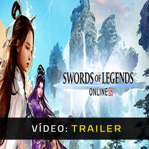 Swords of Legends Online Atrelado de vídeo