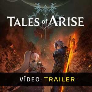 Tales of Arise Atrelado de vídeo