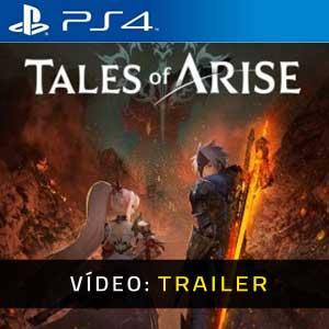 Tales of Arise PS4 Atrelado de vídeo