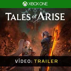 Tales of Arise Xbox one Atrelado de vídeo