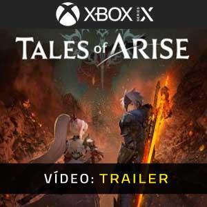 Tales of Arise Xbox Series Atrelado de vídeo