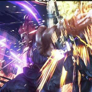 Tekken 7 PS4 Gameplay