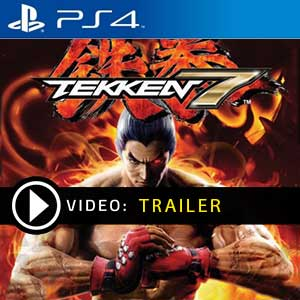 Comprar Tekken 7 PS4 Codigo Comparar Preços