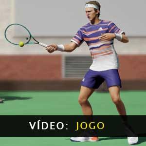 "Vídeo de jogabilidade do Tennis World Tour 2</span></noscript><img class=""lazyload"" src="