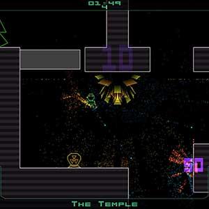 Terra Lander - O Templo