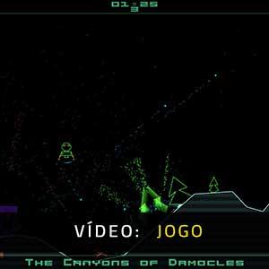 Terra Lander Vídeo de jogabilidade