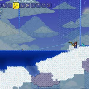 Terraria - Fishing