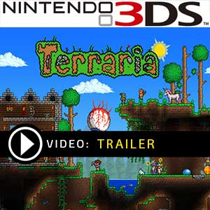 Comprar código download Terraria Nintendo 3DS Comparar Preços