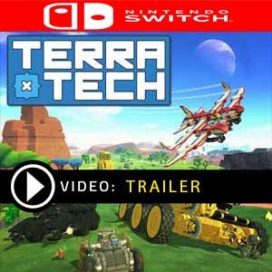 Comprar TerraTech Nintendo Switch barato Comparar Preços