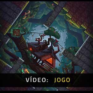 Tetragon Vídeo De Jogabilidade