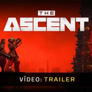 The Ascent Atrelado de vídeo