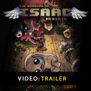 Comprar The Binding of Isaac Rebirth CD Key Comparar Preços