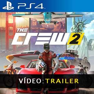 The Crew 2 Vídeo do atrelado