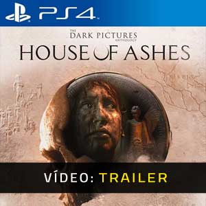 The Dark Pictures House of Ashes PS4 Atrelado De Vídeo