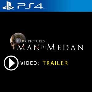 Comprar The Dark Pictures Man of Medan PS4 Comparar Preços