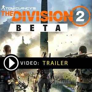 Comprar Tom Clancys The Division 2 Beta CD Key Comparar os preços
