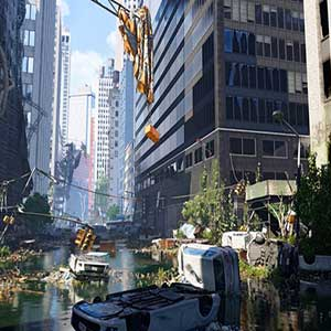 The Division 2 Warlords Of New York - post-pandemic