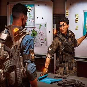 The Division 2 Warlords Of New York - collapse of the city