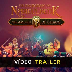 The Dungeon Of Naheulbeuk The Amulet Of Chaos Vídeo do atrelado