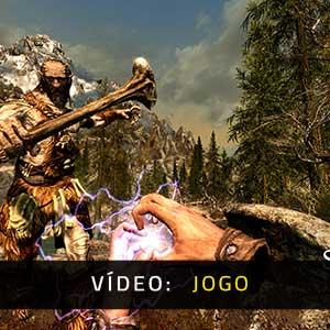 The Elder Scrolls 5 Skyrim VR Vídeo de jogabilidade