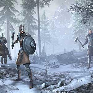The Elder Scrolls Online Greymoor - vampiric army