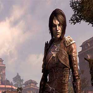 The Elder Scrolls Online Morrowind cidade