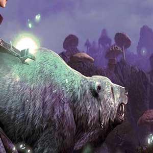 The Elder Scrolls Online Morrowind combate