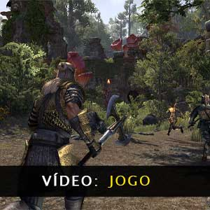 The Elder Scrolls Online Morrowind vídeo de jogabilidade