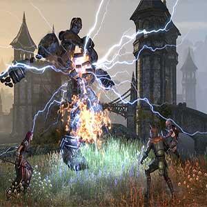 The Elder Scrolls Online Battle