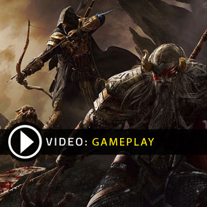 The Elder Scrolls Online Gameplay Video