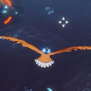 The Falconeer Interface