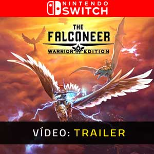 The Falconeer Warrior Edition Nintendo Switch Atrelado De Vídeo