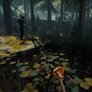 The Forest A caça