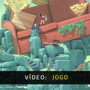 The Gardens Between Vídeo De Jogabilidade