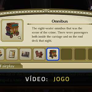 The Great Ace Attorney Chronicles Vídeo De Jogabilidade