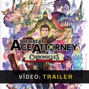 The Great Ace Attorney Chronicles Atrelado De Vídeo
