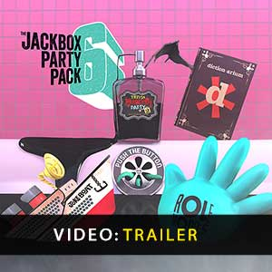Comprar The Jackbox Party Pack 6 CD Key Comparar Preços
