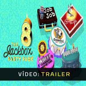 The Jackbox Party Pack 8 Atrelado De Vídeo