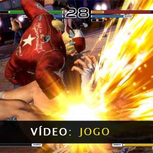 The King of Fighters 14 vídeo de jogabilidade