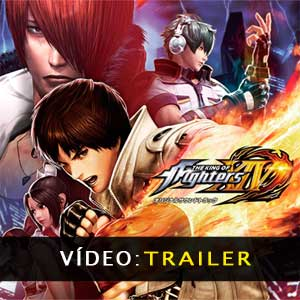 The King of Fighters 14 trailer vídeo