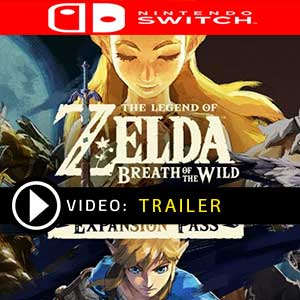 Comprar The Legend of Zelda Breath of the Wild Expansion Pass Nintendo Switch barato Comparar Preços