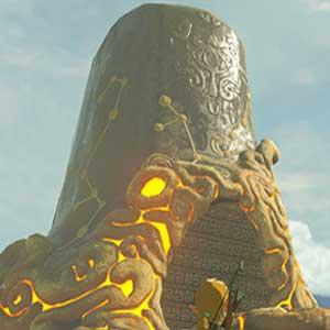 The Legend of Zelda Breath of the Wild - Santuário
