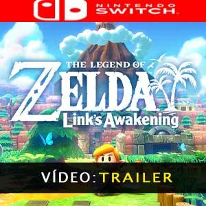 The Legend of Zelda Links Awakening video trailer