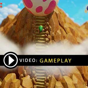 The Legend of Zelda Link's Awakening Gameplay Video